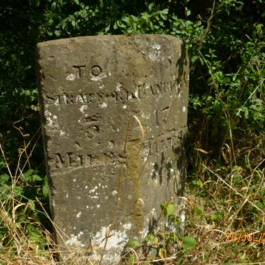 Site of Milepost 100m N of Whitfield Brake
