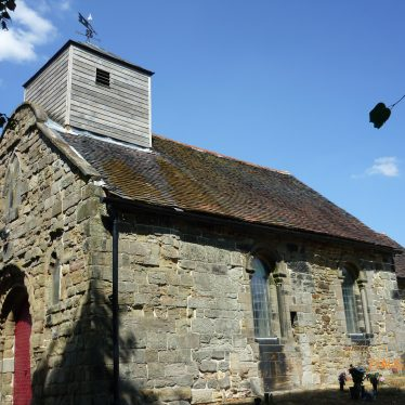 Church of St Matthew, Shuttington, 2018   Image courtesy of William Arnold