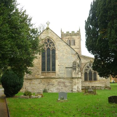 Church of St John the Baptist, Aston Cantlow