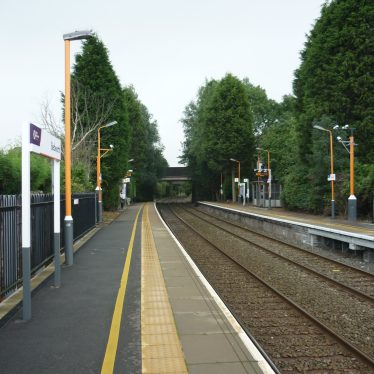 Site of Bedworth Station