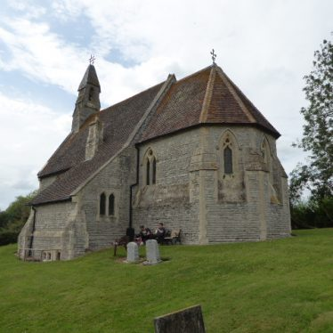 Church of St James, Weethley, 2019.   Image courtesy of VCE Smith