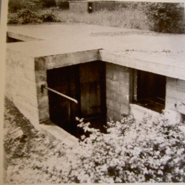 Leek Wootton.  Anti-Aircraft Battery, Goodrest Farm