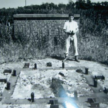 Leek Wootton.  Bofors Gun Site