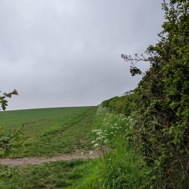 Site of Medieval Windmill at Cubbington