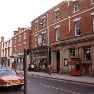 Post Office, Long Street, Atherstone | Photo courtesy of Friends of Atherstone Heritage