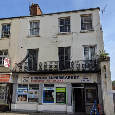 Site of Read's Baths, High Street