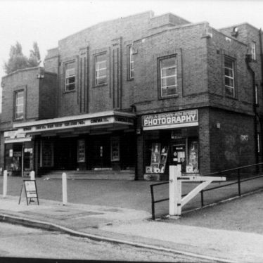 Regal Cinema, Atherstone | Photo courtesy of Friends of Atherstone Heritage