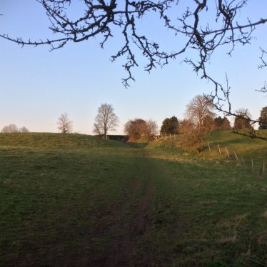 Possible Iron Age Hillfort at Wappenbury
