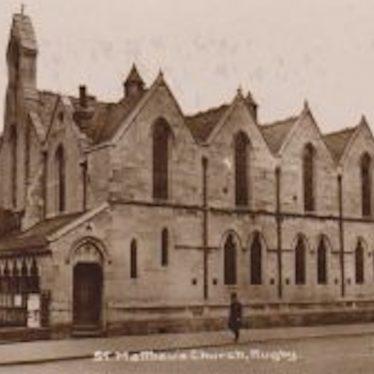 Church of St.Matthew the Evangelist, Warwick Street, Rugby