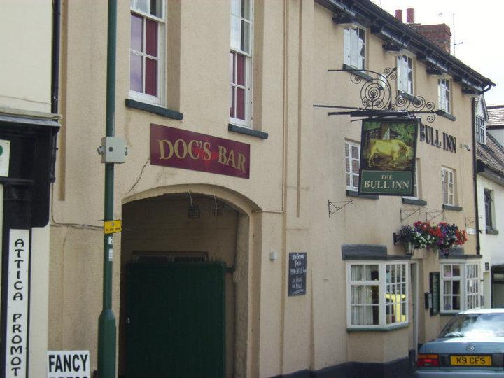 Bull Inn, Daventry Street, Southam, July 2010 | Image courtesy of Gary Stocker