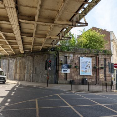Site of Wise's Baths, High Street