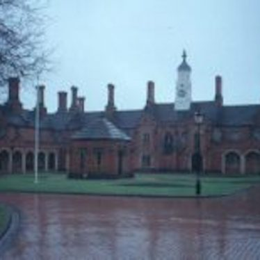 New Almshouses, Bedworth