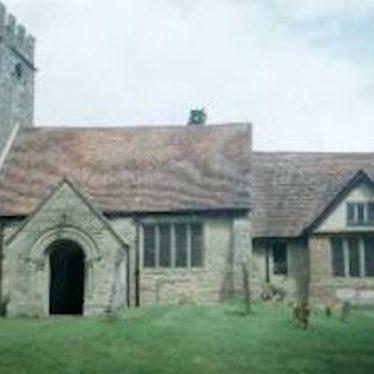 Church of St Mary, Haseley