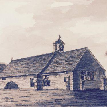 Chapel of St Peter, Bishopton | Image courtesy of Lauren Ollerenshaw