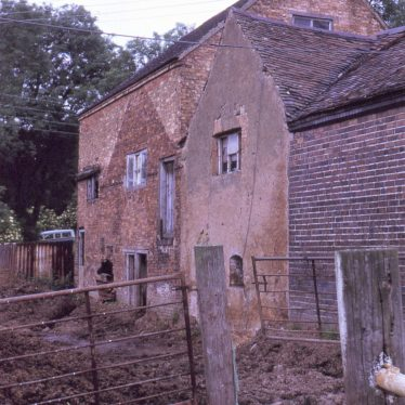 Arbury Mill, July 1971   Tim Booth