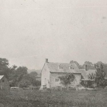 Long Compton.  Mill and House