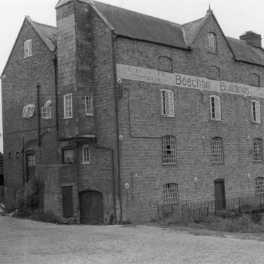 Burmington Mill, 1971 | Tim Booth