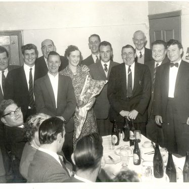 Photo of Old Swan Atherstone Darts and Dominoes Presentation Night