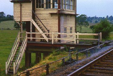 Shuckburgh, Lower.  Staverton Road Signal Box