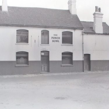 Photos of Pubs and Hotels in Nuneaton: Then and Now