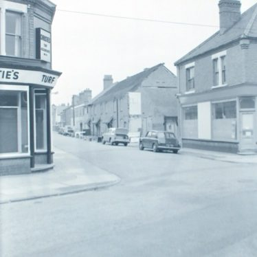 Photos of Dugdale Street Nuneaton: Then and Now