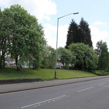 Site of of St. Joseph's Catholic School, in Coton Road. | Photo courtesy of Nuneaton Memories