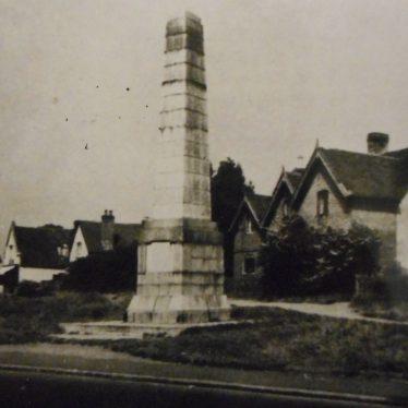 Meriden's Cycling Memorial