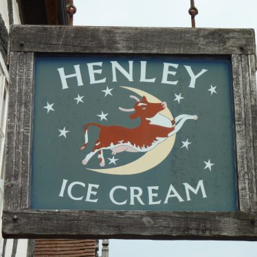 The Henley-in-Arden Ice Cream Parlour