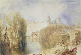 Turner - Warwick Castle. | Image courtesy of the Whitworth Gallery, University of Manchester