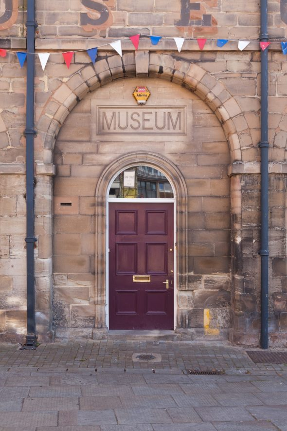 Market Hall Museum.   Image courtesy of Heritage & Culture Warwickshire