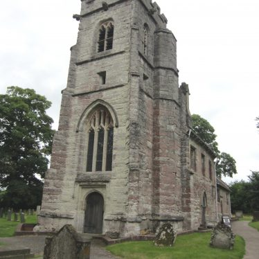 Gothic stone church with tower in graveyard | Image courtesy of Anne Langley