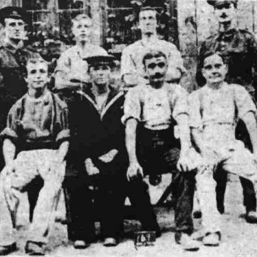 Walter Kimberley Gets Taken Prisoner in World War One