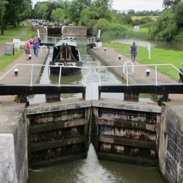 Hatton Locks: the Stairway to Heaven