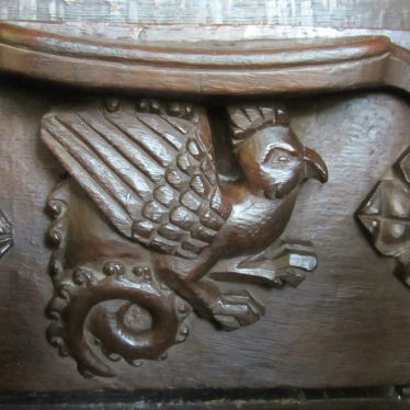 Misericords, Effigies and George Eliot