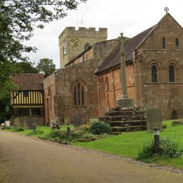 St John Baptist Church, Berkswell. | Image courtesy of Caroline Irwin