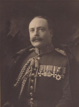Brigadier-General Lord Brooke c.1919 | Warwickshire County Record Office reference CR1886