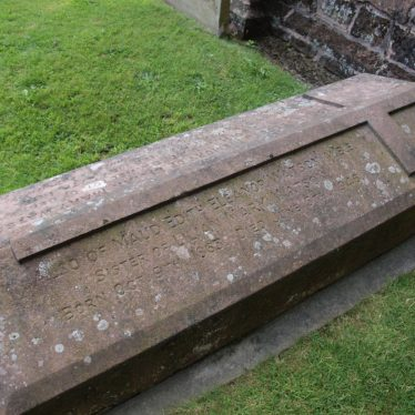 Grave of Maud Watson (she is buried with her parents). | Image courtesy of Caroline Irwin