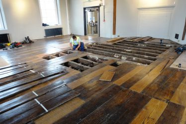 Market Hall Museum is Getting a Lift