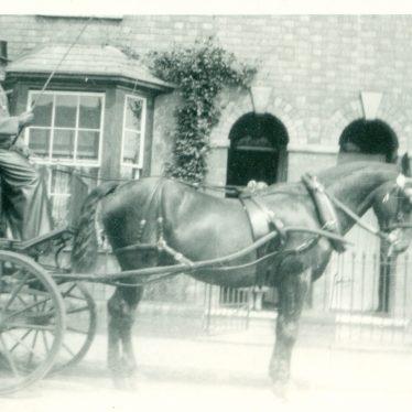 Last Coachman in Leamington