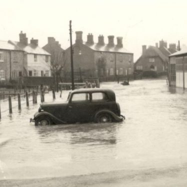 Floods in Wolston