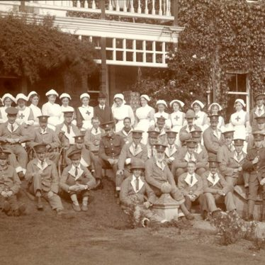 Rugby's First World War Hospitals