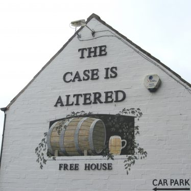 'The Case is Altered' Pub Near Rowington