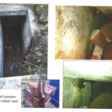Subterranean Air-Raid Shelter, 36 Paradise Street, Warwick