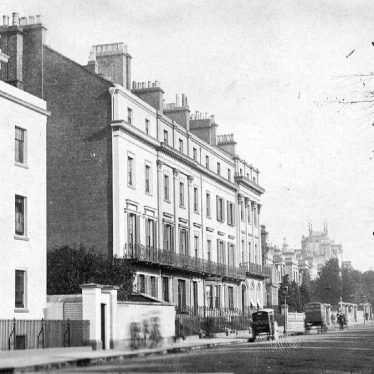 Leamington Spa.  Newbold Terrace
