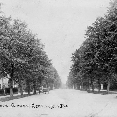 Leamington Spa.  Binswood Avenue