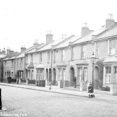 Leamington Spa.  Chesham Street