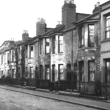 Leamington Spa.  Comyn Street