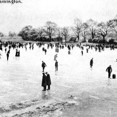 Leamington Spa.  Welch's Meadow