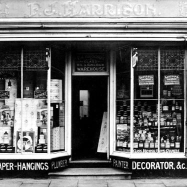 Leamington Spa.  Harrison's painters & decorators