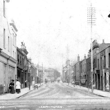 Leamington Spa.  Tavistock Street